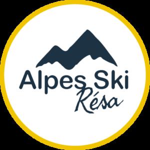 logo alpes ski résa