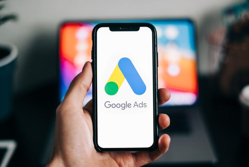 Google Ads portable mobile