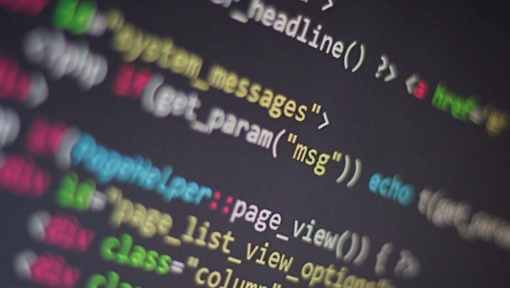 Code informatique