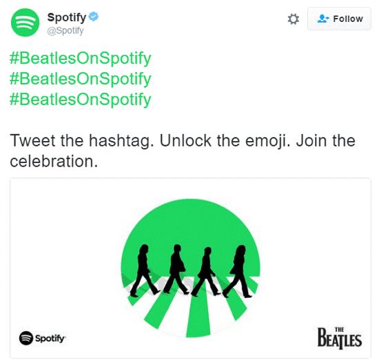 Emoji Spotify